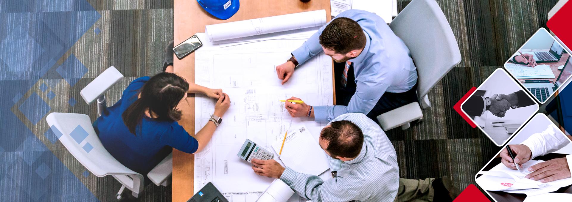 Сотрудничество с проектными организациями